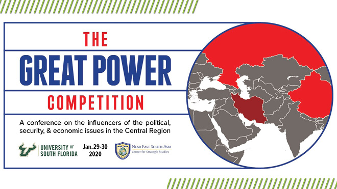 The Inaugural Great Power Competition Conference