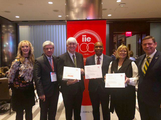 USF and Broward College at IIE Summit