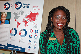Peace Corps Recruiter
