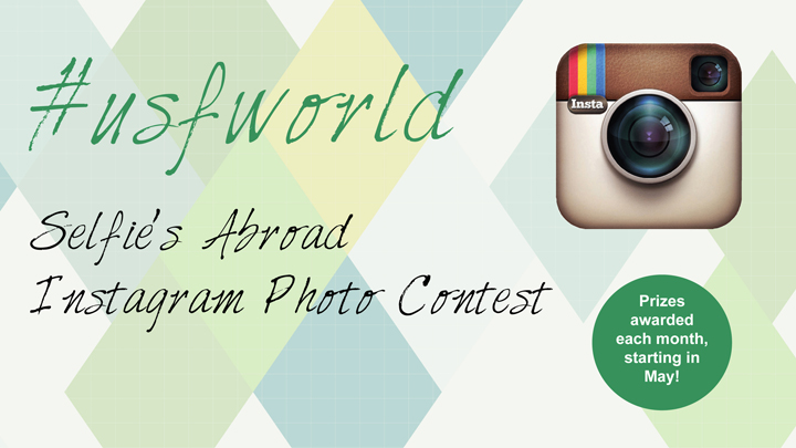 USF World Instagram Contest