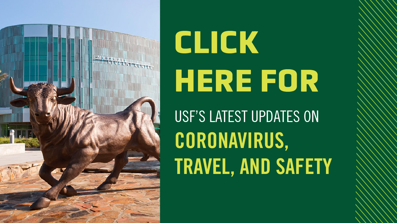 Update from President Currall for coronavirus