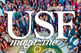 USF Magazine Summer 2018