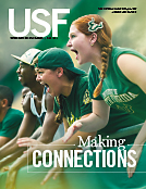 Fall 2015 USF Magazine