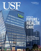 cover USF Magazine Fall 2017
