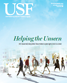 cover USF Magazine spring 2017