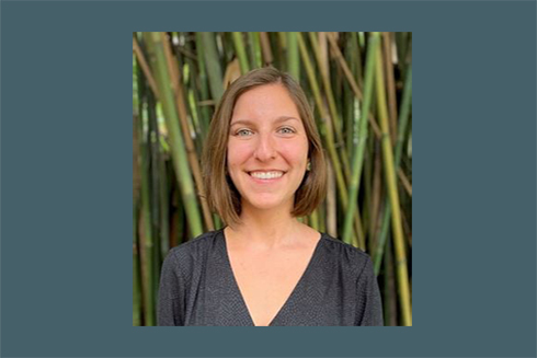 USF College of Marine Science graduate & communications fellow Carey Schaefer