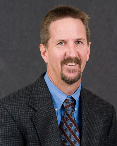 Tom Frazer, newly appointed dean at USF College of Marine Science