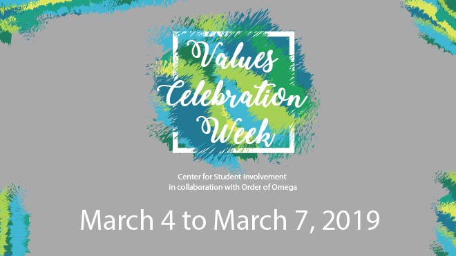 Values Celebration Week