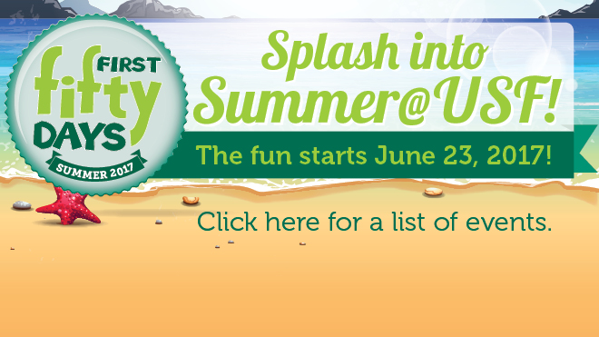 Summer First Fifty Days Brochure