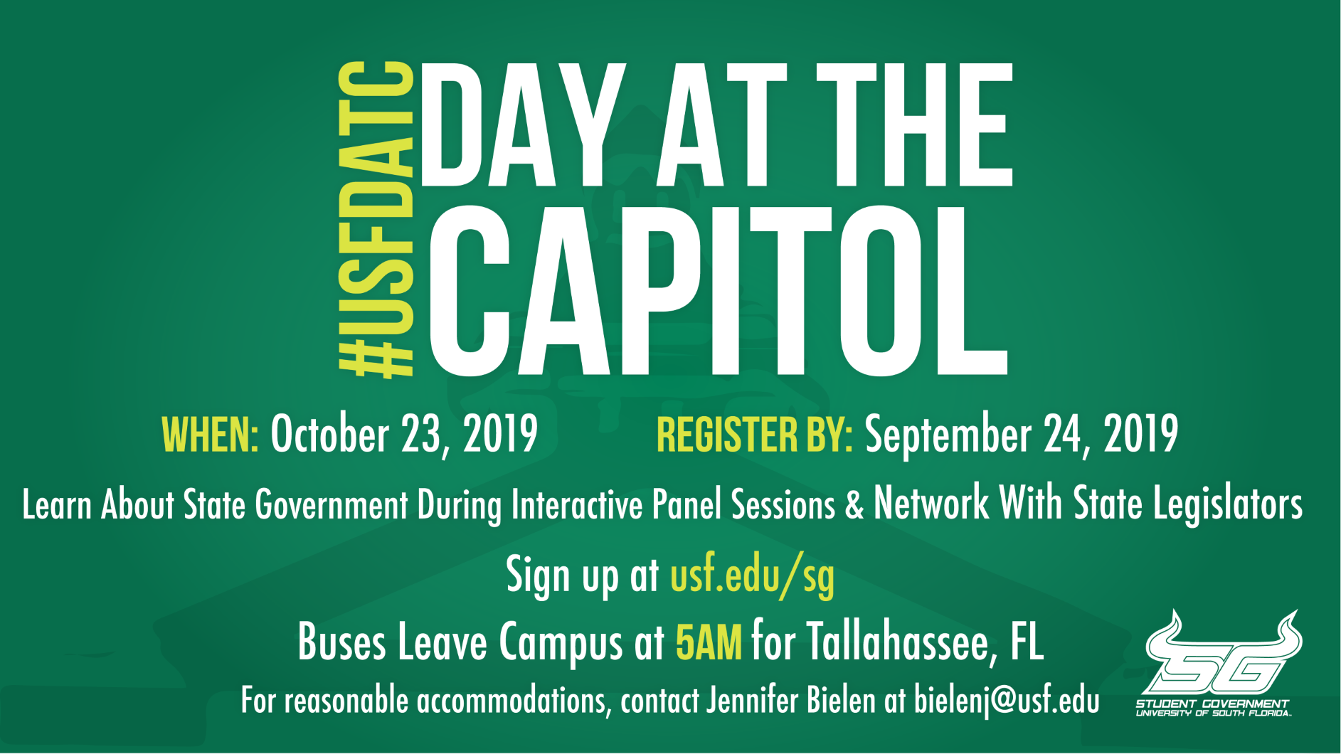 Day at the Capitol Registration Information