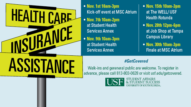 Student Health Services | University of South Florida