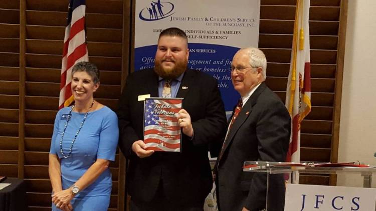 Todd Hughes honored for his dedicated service