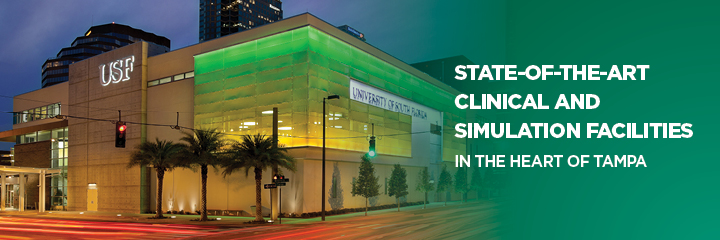 CAMLS: state-of-the-art clinical and simulation facilities in the heart of tampa
