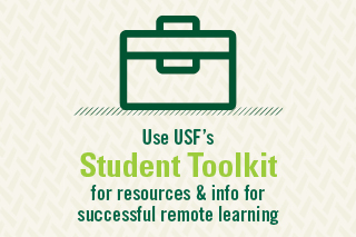 Student Toolkit for resources and info