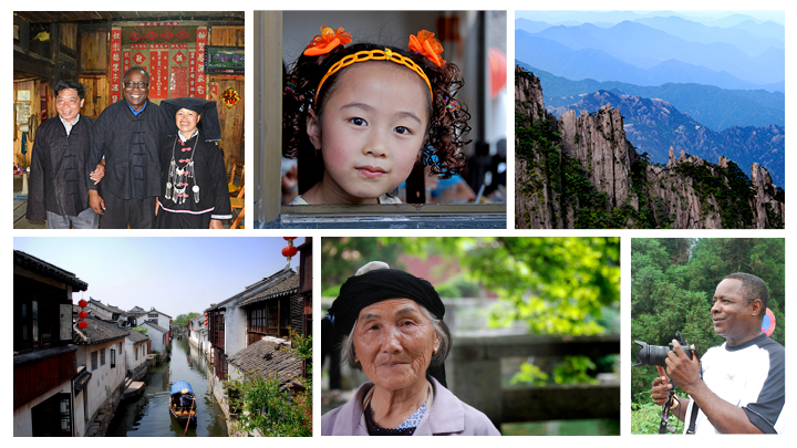 People and Places of China